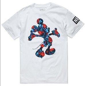 NWOT NEFF x Mickey Mouse Disney T-Shirt